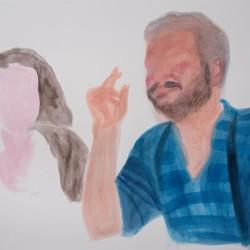 Рисунка от Калина Мавродиева