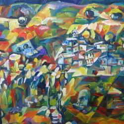 Марин Делимаринов- пейзаж 1
