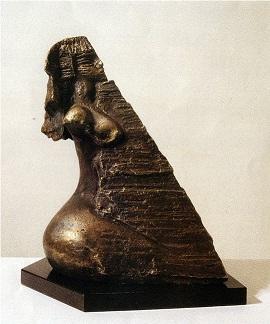 Илия Иванов-скулптура 1