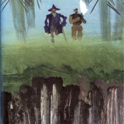 """Любен Зидаров, корица за книгата """"Островът на съкровищата"""""""