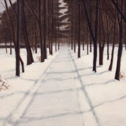 Радослав Генев - Зима в туристическата градина