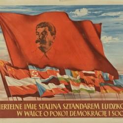 Валдемар Свиежи, Полша, Безсмъртното име на Сталин - знаме на човечеството в борбата за мир, демокрация и социализъм, 1953