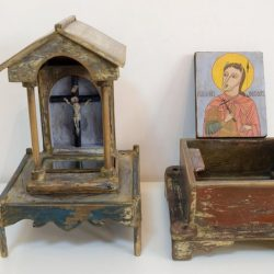 икона на свети Христофор
