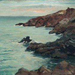 Ангел Коларов, Морски бряг, 1960 г.