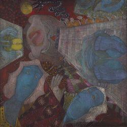 Димитър Казаков - Заплаха за слънцето, 1979 г., ХГ - Ловеч