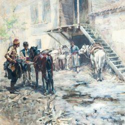 Ярослав Вешин - Из София 1899