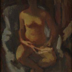 Вера-Недкова-Акт-на-лунно-осветление-1953