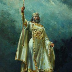 Васил Горанов - Цар Симеон Велики