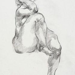Величко Минеков-рисунка