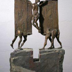 Кирил Матеев - скулптура 1