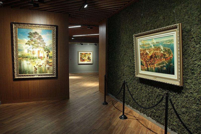 Izlozhba na Vasil Goranov - galeria San Stefano