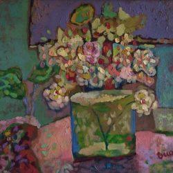 Вугар Мурадов, Ваза с цветя, 1994