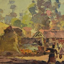 Георги Железаров - Жена с кобилица 1933