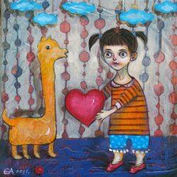 Елисавета Ангелова - Подарък от сърце