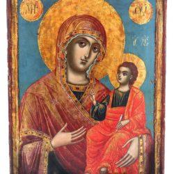 Св. Богородица Одигитрия