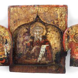 Св. Сава Освещени, Св. Георги и Св. Димитър