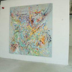 Евгени Батоев-изложба в Сан Стефано Плаза 1