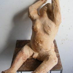 Еmil Popov - skulptura Dete