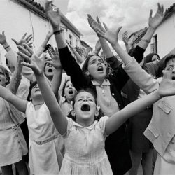Кристина Гарсия Родеро - Майски кръст, Берокал, Уелва, 1998
