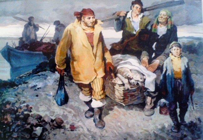Ivan Manoylov - ribari