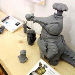арт лаборатория - изложба дизайн на персонажи