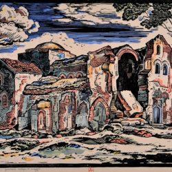 Васил Захариев, Руината Св.София, 1926