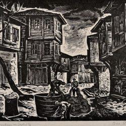 Веселин Стайков, Созопол, 1933