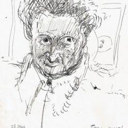 Никола Танев- Автопортрет