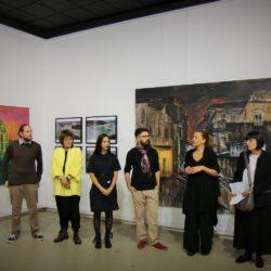 Субективни реалности- откриване на изложбата