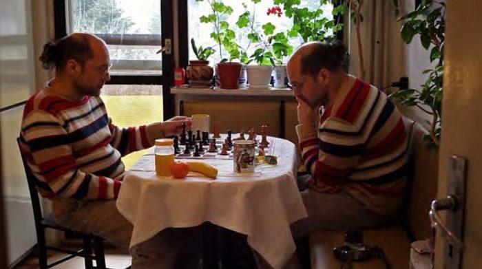 Фрагмент от филм на Нено Белчев