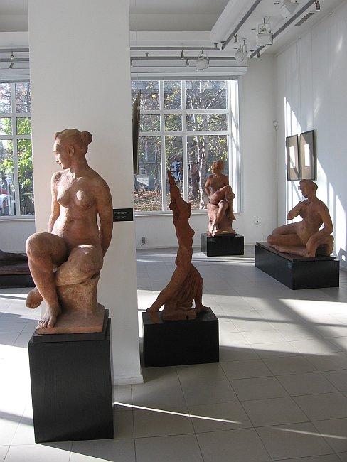 Skulpturi ot Vaska Emanuilova