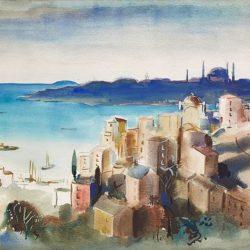 Дечко Узунов -Истанбул, 1943