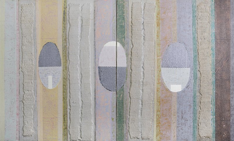 Йордан Парушев - Илюзия, 2008 г., колаж, хартия