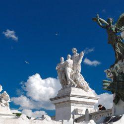 Светослав Чулин - Национален паметник на Виктор Емануил ІІ