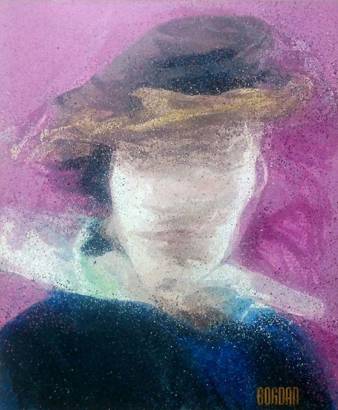 Bogdan Aleksandrov- izlozhba v galeria One Monev