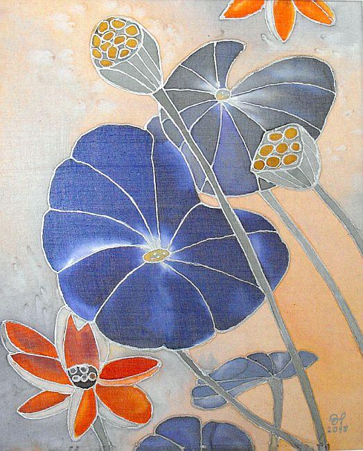 Ofelia Tsvetanova- Lotus
