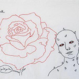 Алла Георгиева. Аз и розата (Черно-бял дневник), 2010-2018