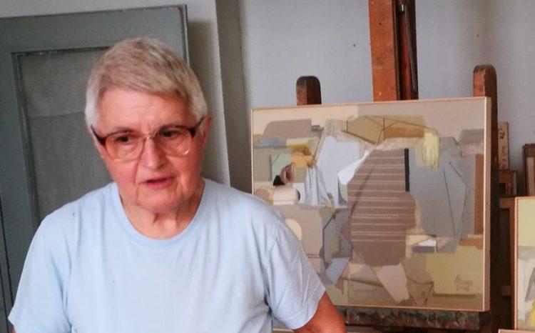 Анета Дръгушану - художник