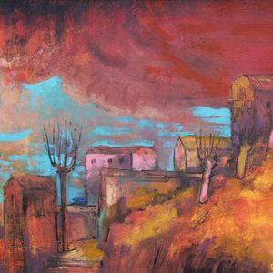 Емил Атанасов-Къщи на хълма