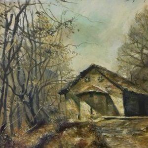 Петър Ройдов - Параклисът -Св.Иван Рилски - 480 лв-