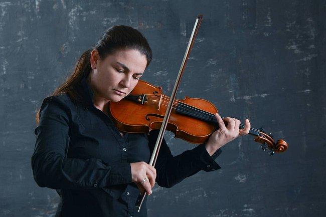 Красимира Султанова - цигулка