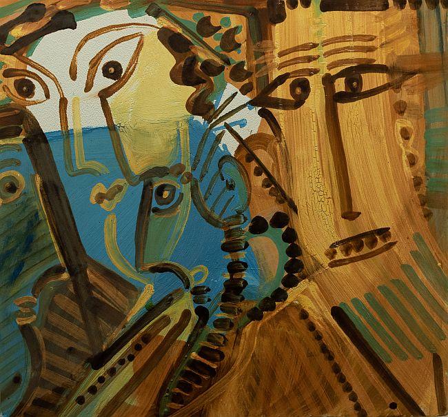 Dimitar Kazakov Neron-Keramika-1988