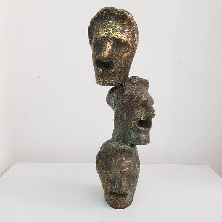 Drugoto tyalo - izlozhba v galeria Geshov