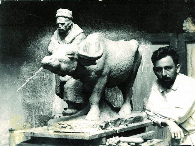 Ivan Lazarov- Animalizmat v balgarskoto izkustvo